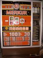 ADP Merkur (1978) - das erste Gerät mit vielen Kleinserien.