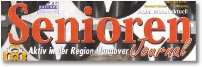 Senoiren Aktiv in der Region Hannover Journal