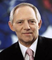 Wolfgang Schäuble, der Roboter aus der Bundesregierung