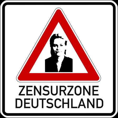 Zensurzone Deutschland