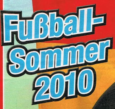Fußball-Sommer 2010