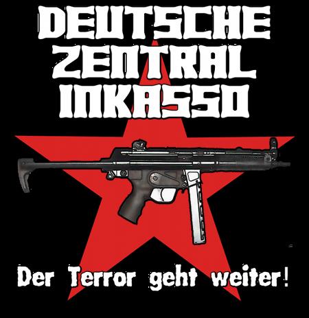Deutsche Zentral Inkasso: Der Terror geht weiter