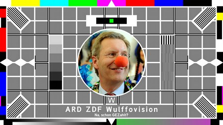 ARD ZDF Wulffovision / Na, schon GEZahlt?