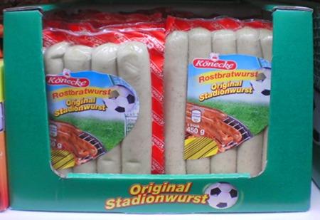 Stadionwurst