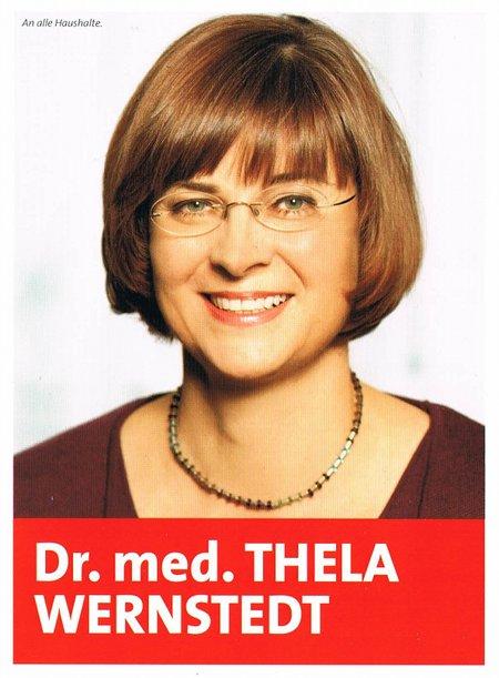 Titelbild der SPD-Reklame